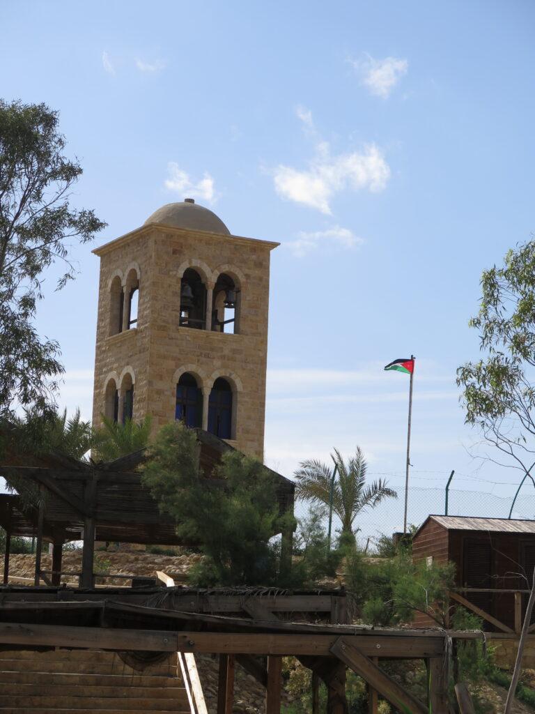 Et kig fra Israel mod Jordan