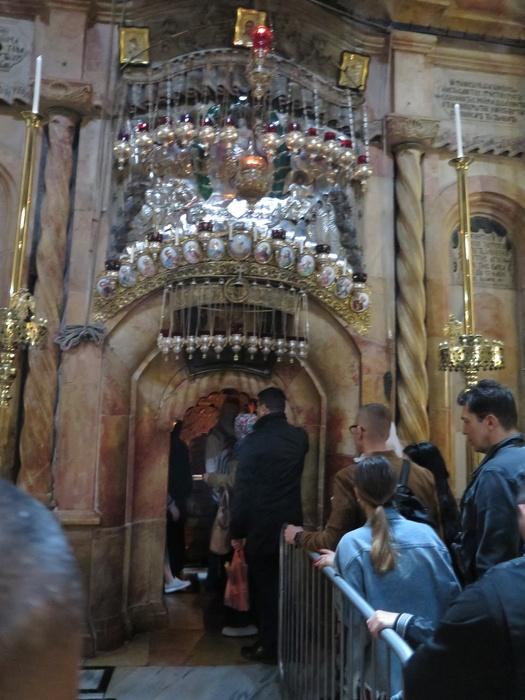 Jesu grav i Gravkirken