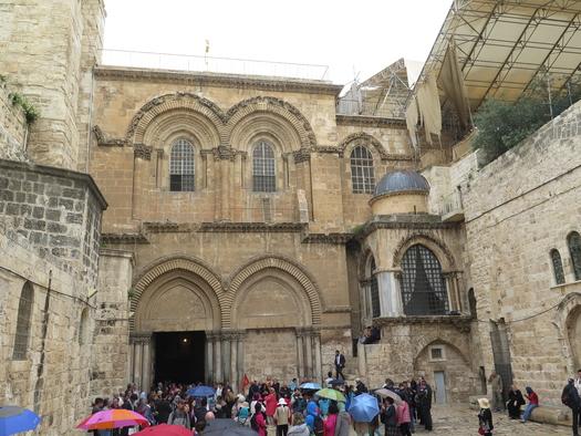 Gravkirken i Jerusalem