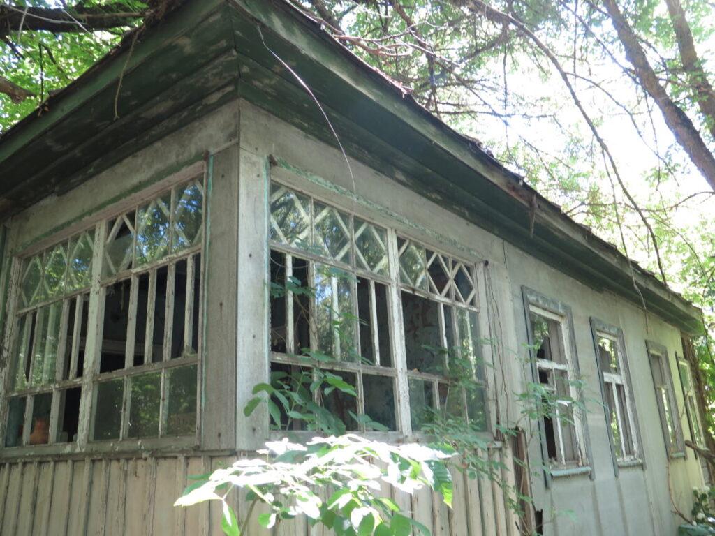 Hus der er forladt
