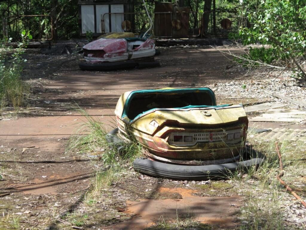 Radiobil i Pripyat
