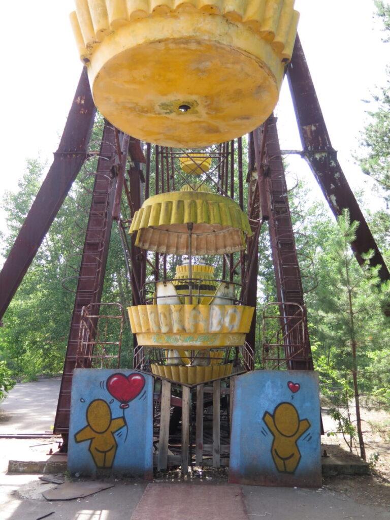 Pariserhjul i Pripyat