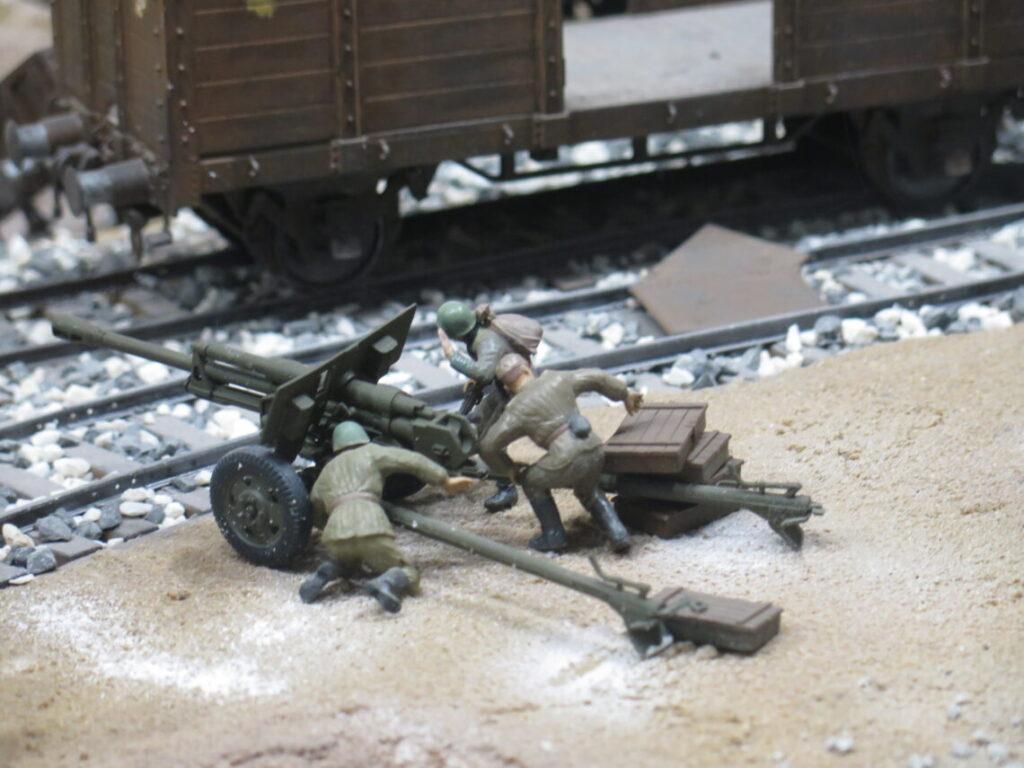 Nærbillede af Slaget om Stalingrad