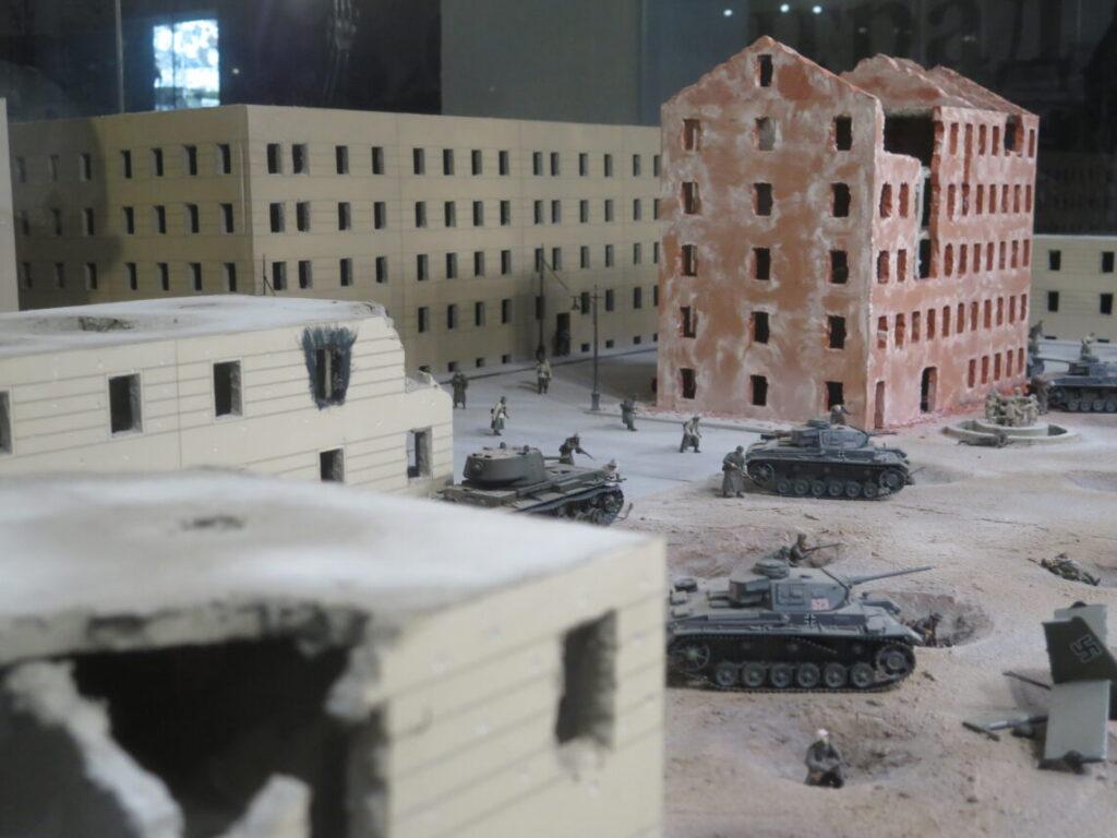 Slaget om Stalingrad på Mauerwaldmuseet