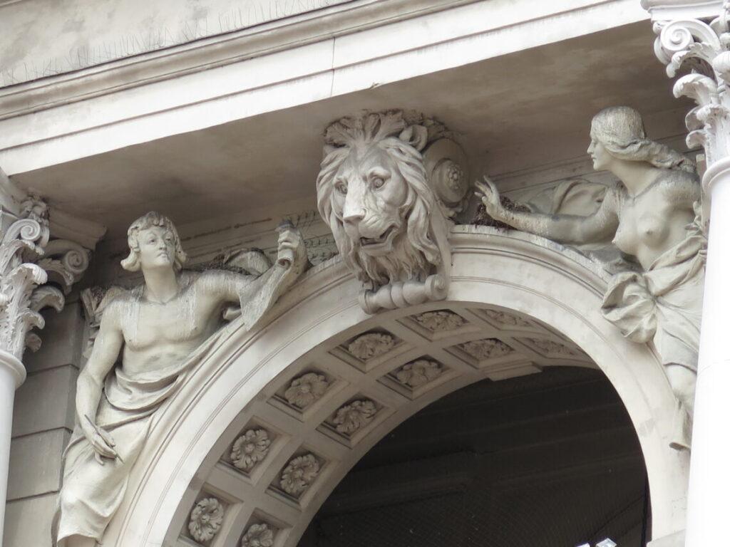 Fra operaen i Lviv - Løvernes by