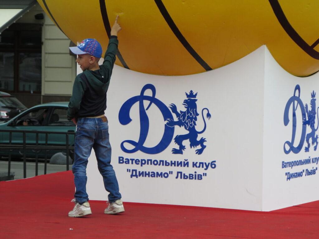 Vandpoloklubben Dinamo Lviv