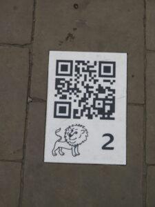 Løven viser vej