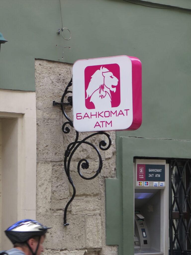 ATM Bankomat