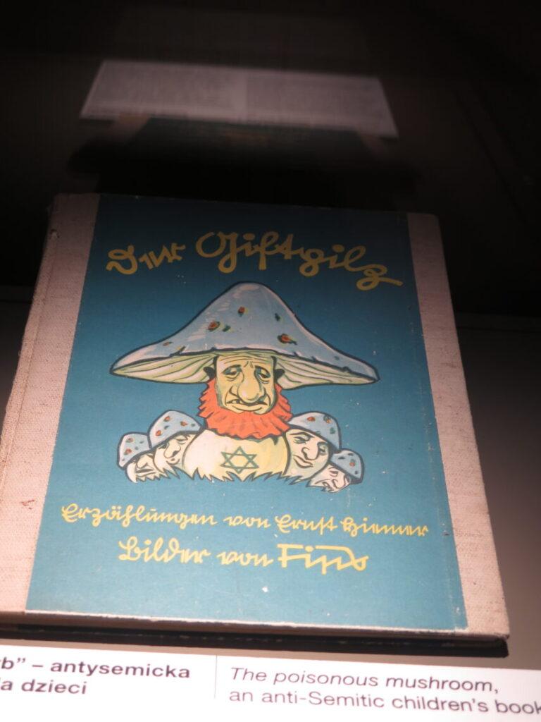 Børnebogen Der Giftpilz fra 1938
