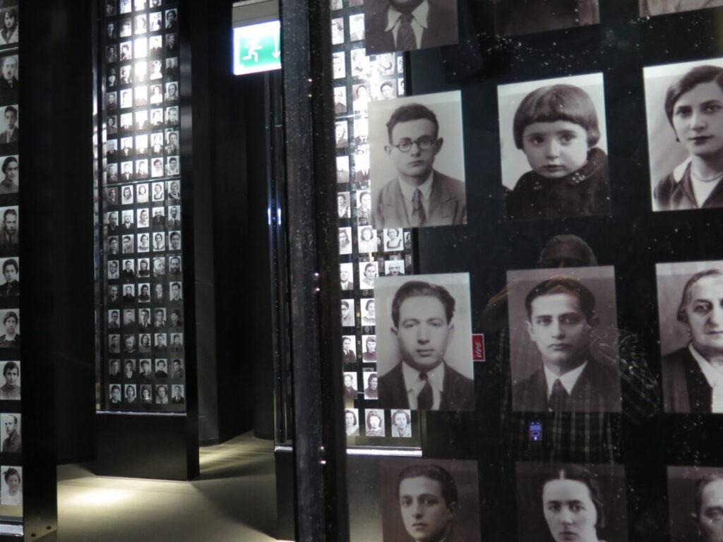 People like us - ofre for Holocaust på Anden Verdenskrigsmuseet i Gdansk