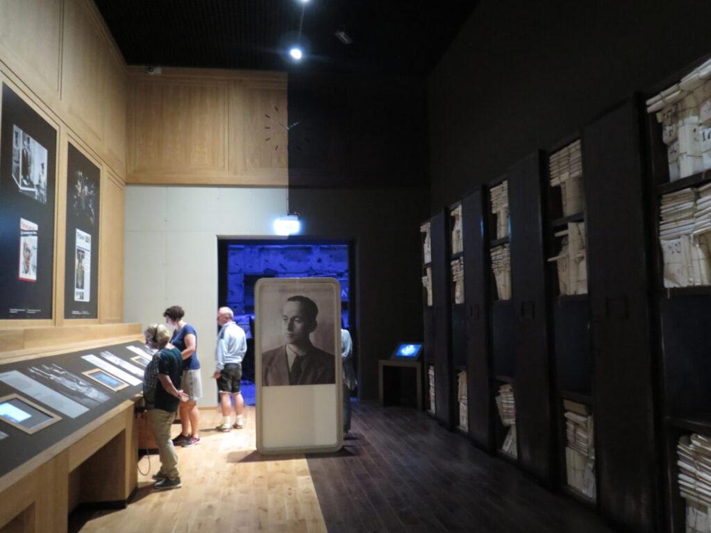 Hvem blev stillet til regnskab? Fra Anden Verdenskrigsmuseet i Gdansk