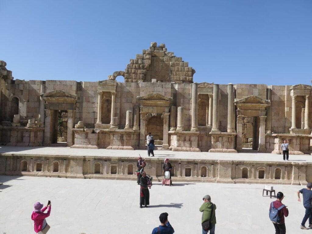 Sydteatret i Jerash