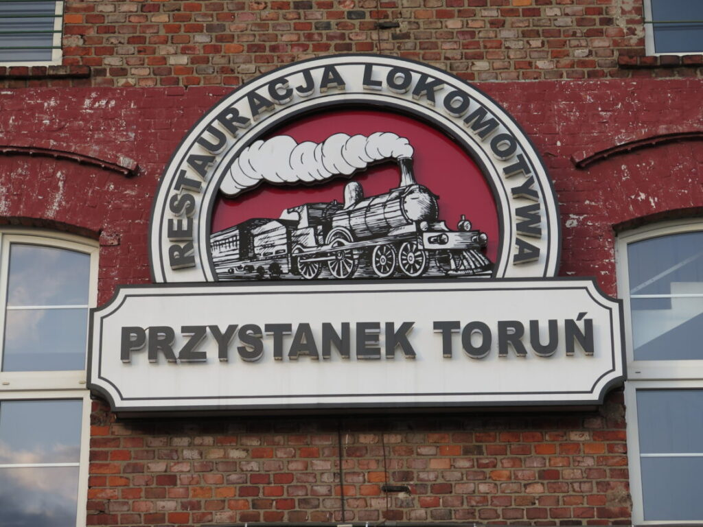 Overnatning i Torun i Polen på Hostel Przystanek.