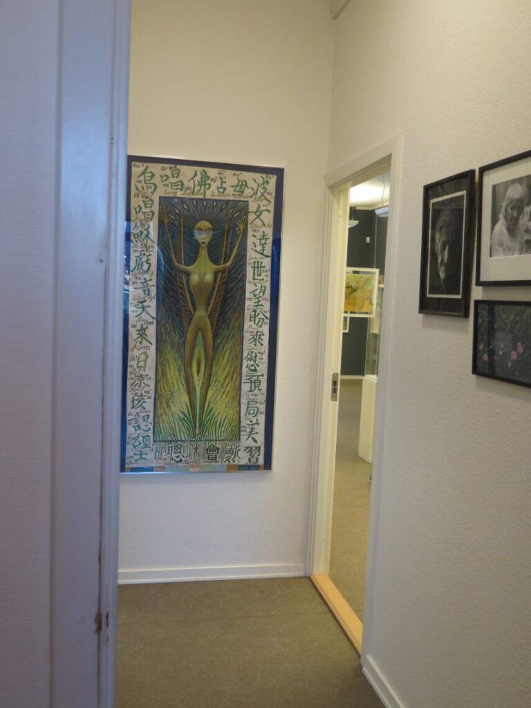 Fra Ovartaci udstilling