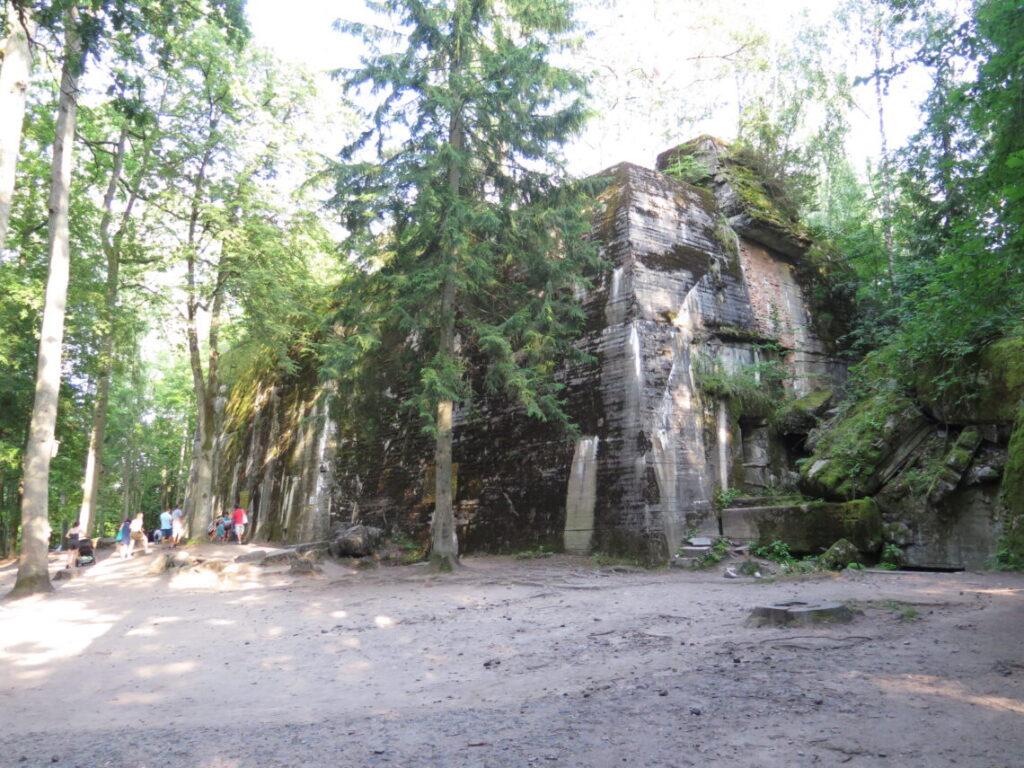 Hitlers bunker i Ulveskansen