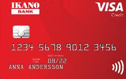 Ikan Bank Visakort og få råd til ferie