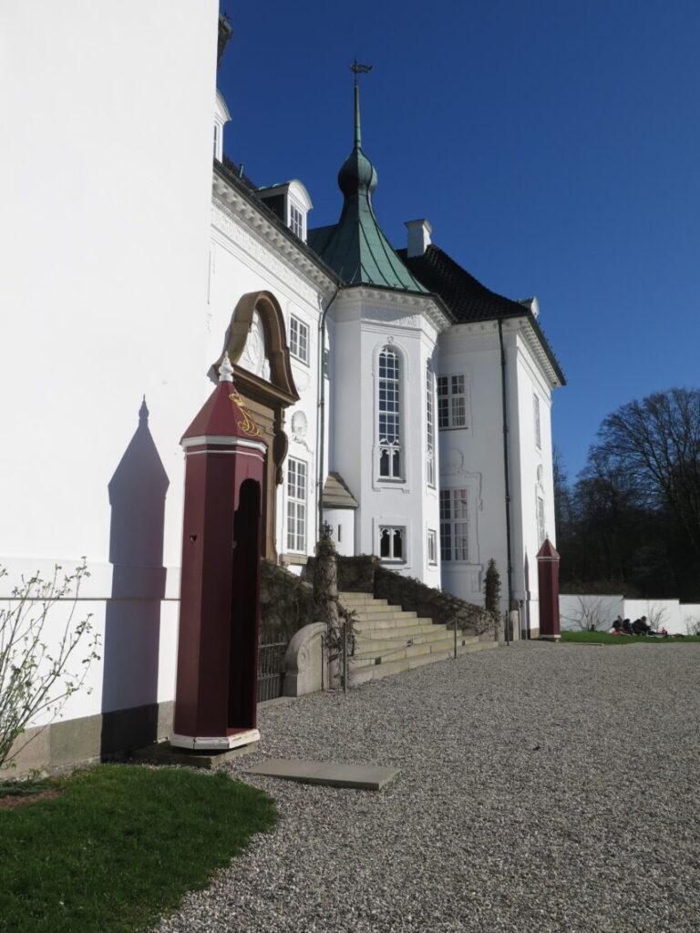 Marselisborg Slot fra en anden vinkel