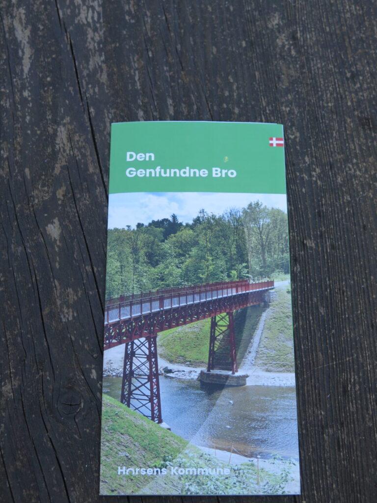 Brochure om Den genfundne Bro