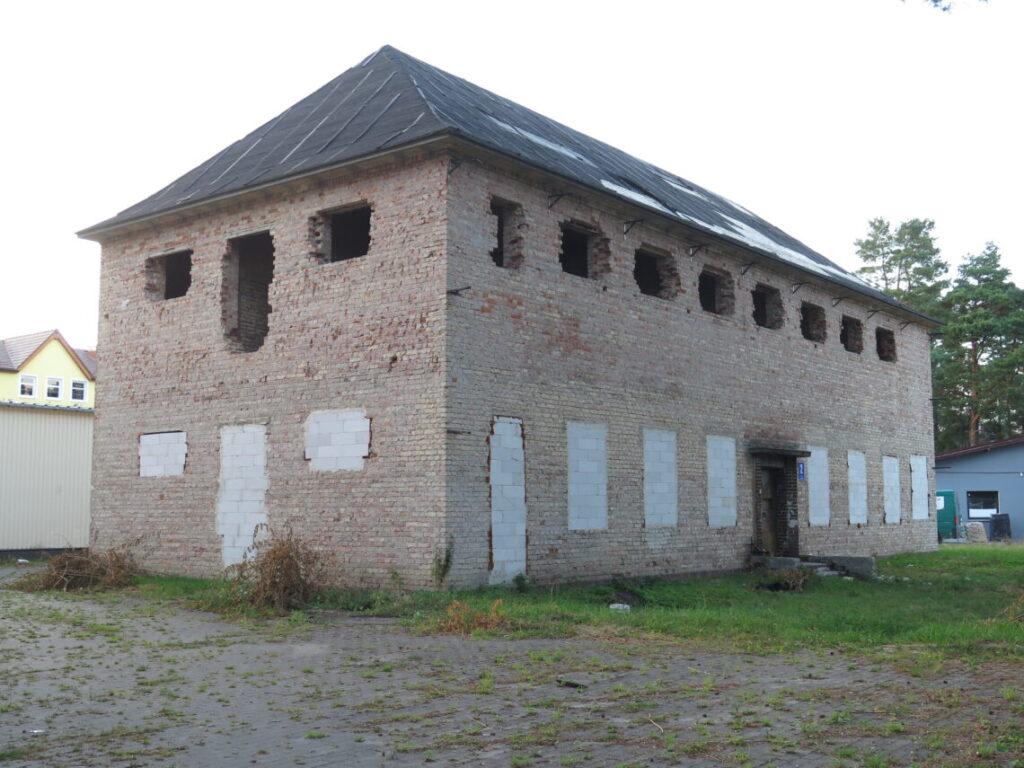 Kommunistpartiets kontorer og KGB i Den hemmelige By
