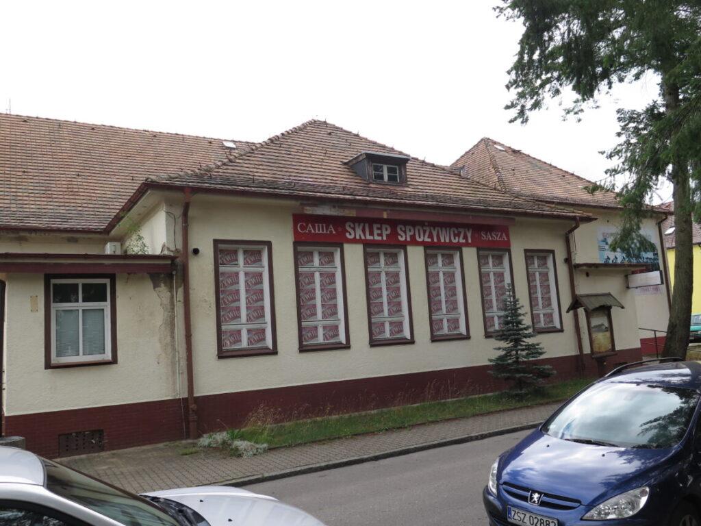 Restaurant Sasza i Den hemmelige By