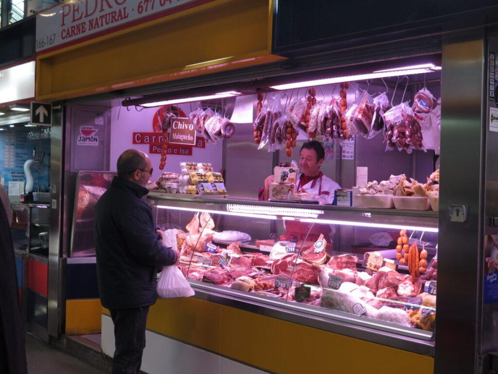Endnu en kødbutik