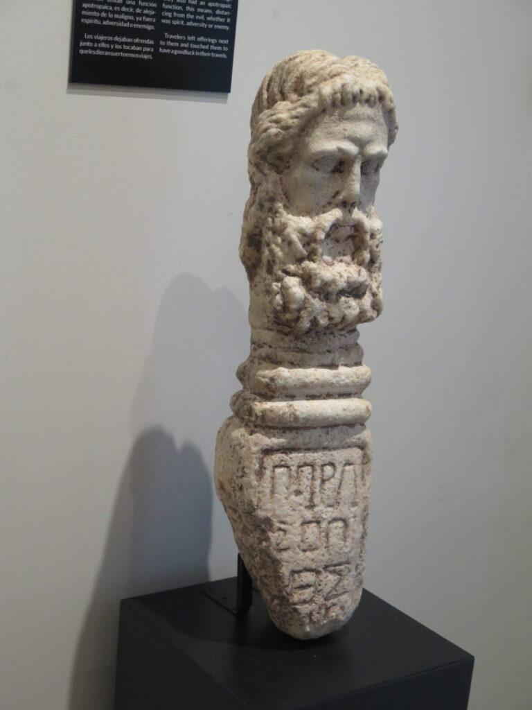 Hermes-figur fra det andet århundrede efter vores tidsregning