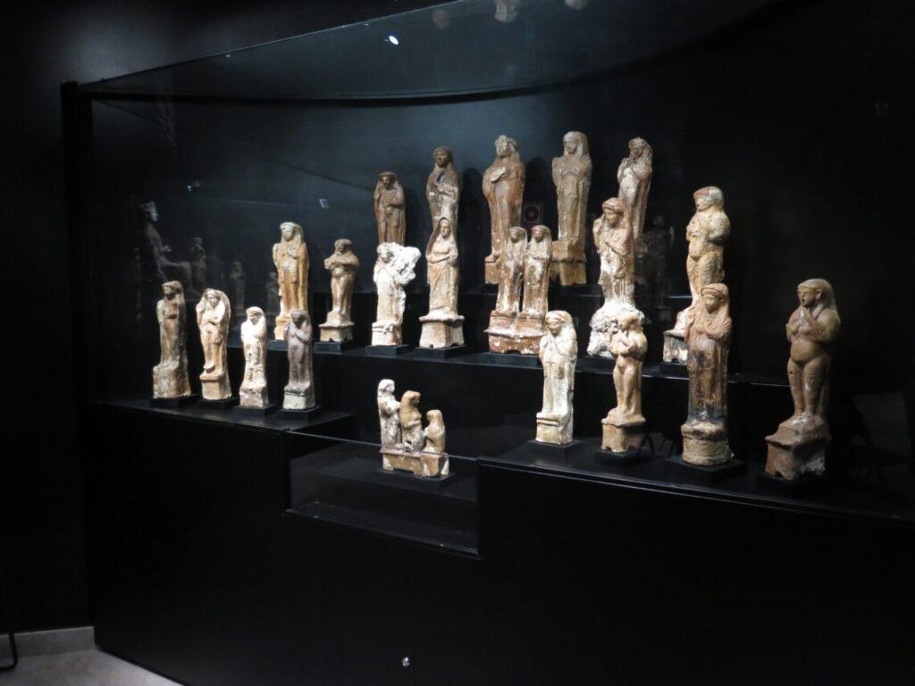 Terracotta-figurer