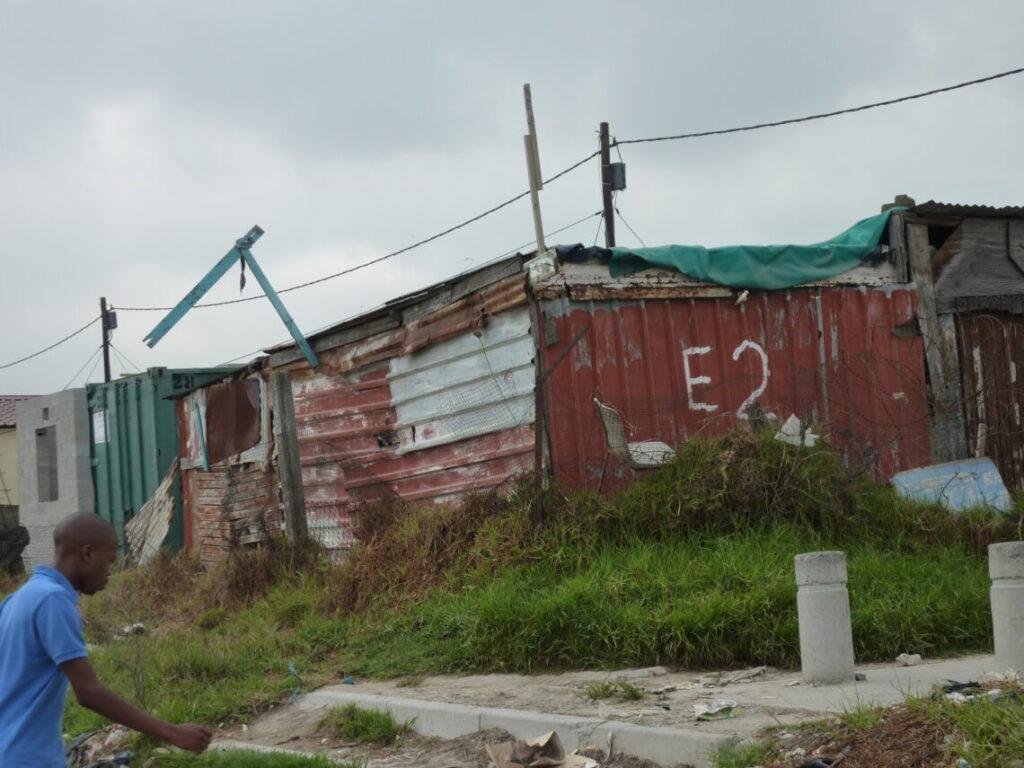 Boliger i Township