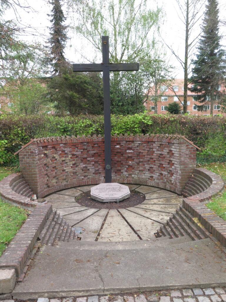 Døde i tyske koncentrationslejre som lokalhistorie på Vestre Kirkegård