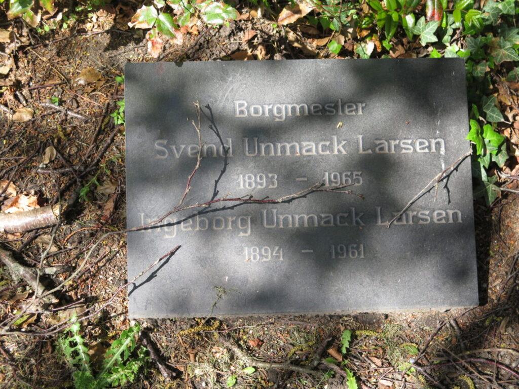 Svend Unmack Larsen