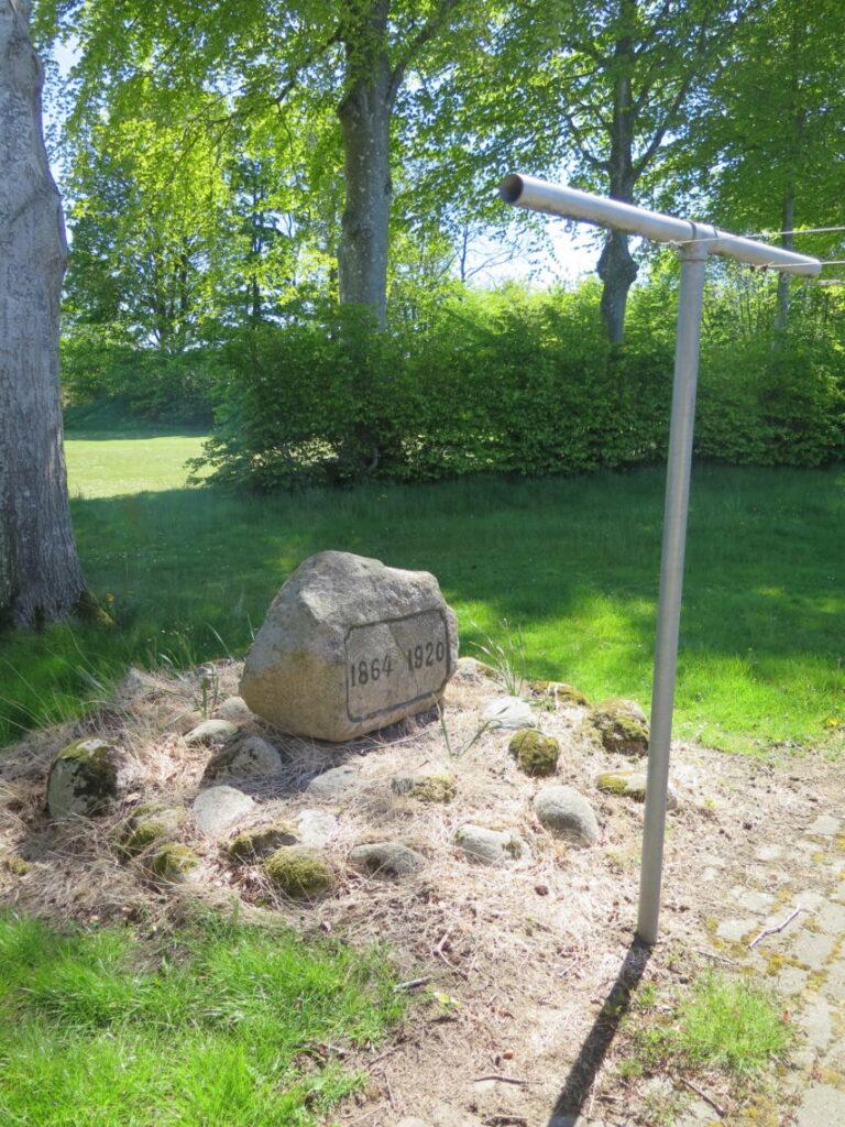 Genforeningsstenen i Hørby