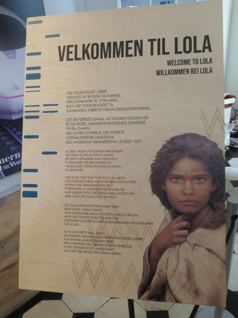 Lola, der danner navn til Tyggegummi afslører person efter 5.700 år