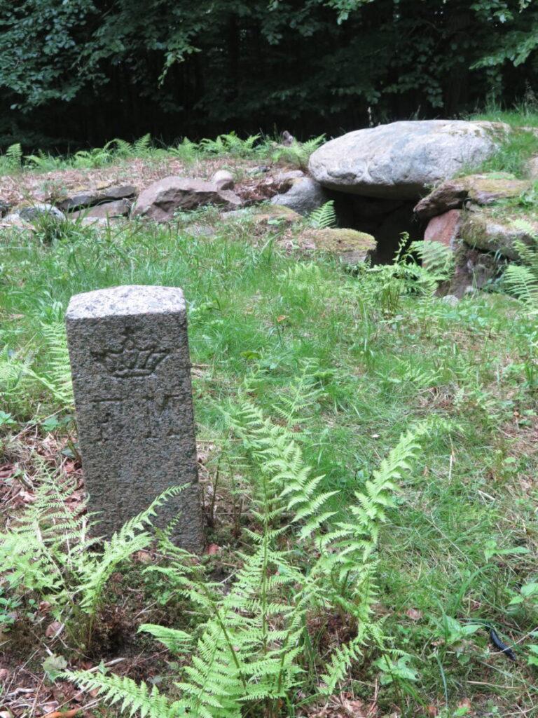 Fredet mindesmærke - Sidenius jættestue