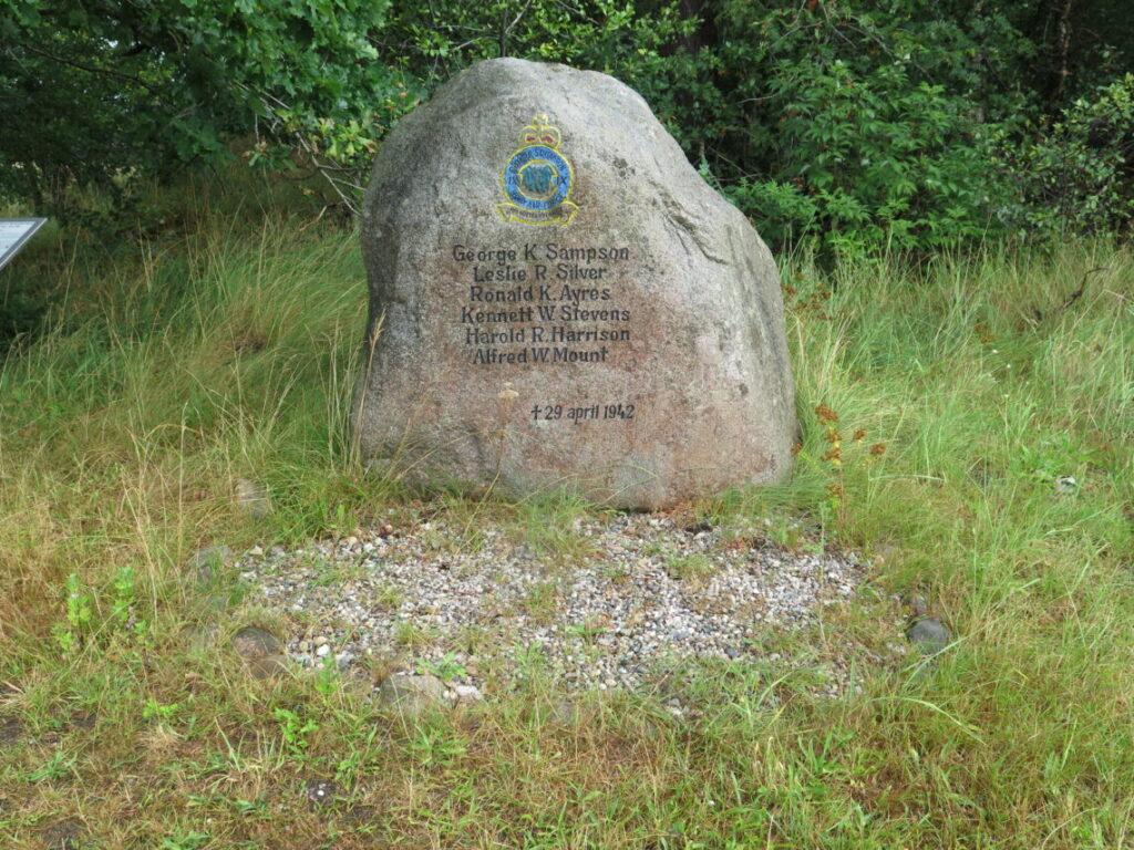 Mindesten Engelsk bombefly styrtede i Sønderjylland under anden verdenskrig